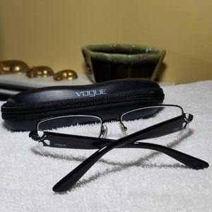 90d286f919f0 Vogue Accessories - Vogue Half-Rim RX Glasses IOB